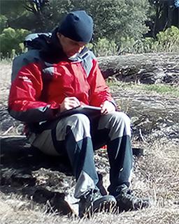 Imagen del miembro del equipo de Orientación y Salud de Ramón García